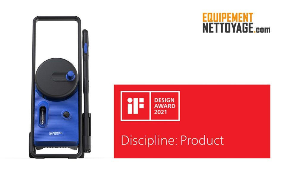 Nilfisk CORE If Product Design Award