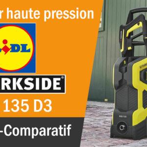 PARKSIDE PHD 135 D3 – Nettoyeur haute pression de LIDL 2021 – Comparatif, Avis et Test Complet